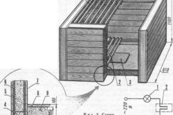 Погреб на балконе