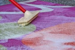 Обработка ковров