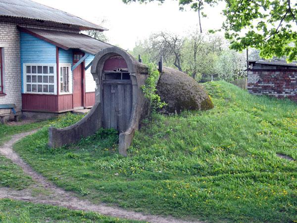 Место для погреба