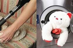 Обработка мягких игрушек