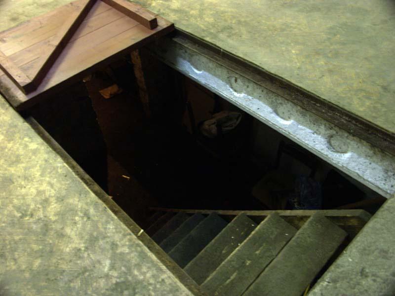Подвал в гараже