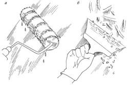 Способы удаления побелки