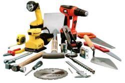 Инструменты и материалы необходимые для работы
