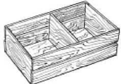 Ящики для хранения яблок