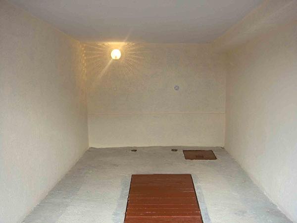 Утеплённый подвал гаража