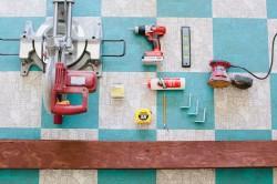 Инструменты для изготовления винного стеллажа