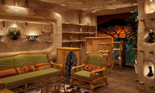 Подвал - комната отдыха
