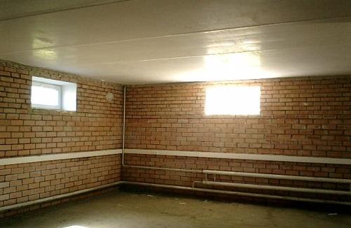 Подвальный этаж