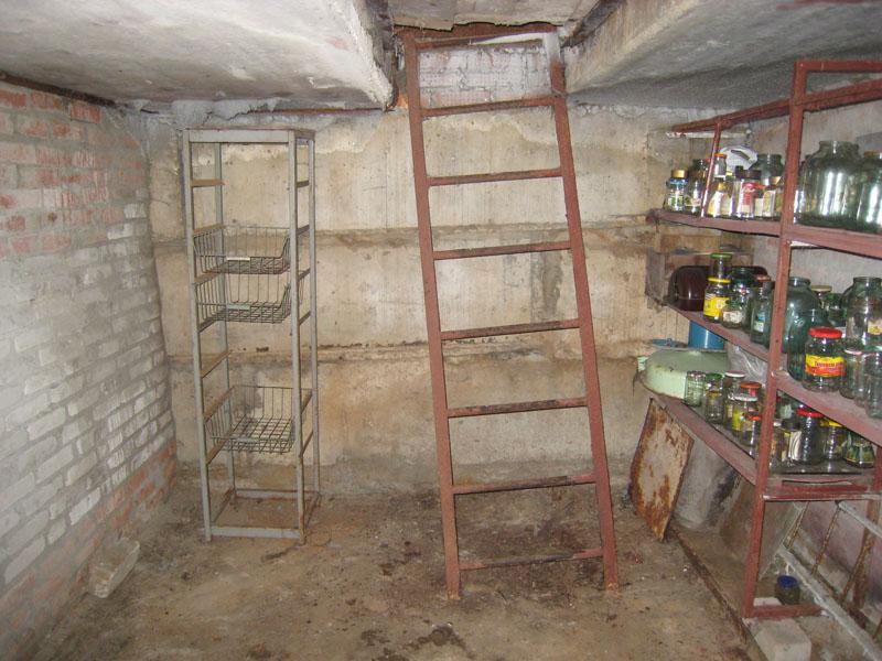 Как построить в гараже подвал своими руками
